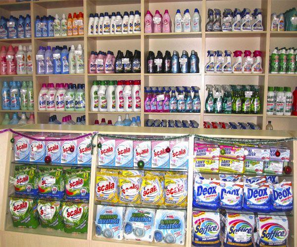 Мороз оптовые поставки непродовольственных товаров бытовая химия детейлинг центр Москве