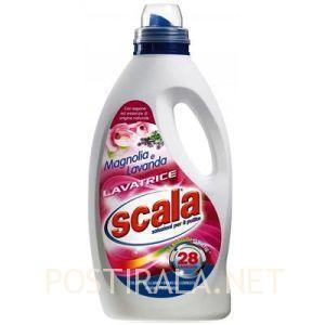 Жидкое средство для стирки SCALA Lavatrice Magnolia e Lavanda, 1500 ml