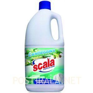 Отбеливатель SCALA Candeggina Eucalipto, 2500 ml