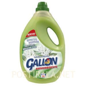 Gallon Ammorbidente Profumo Mughetto, 3.78L